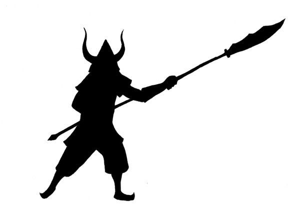 600x427 Samurai Silhouette By Ryryanimations