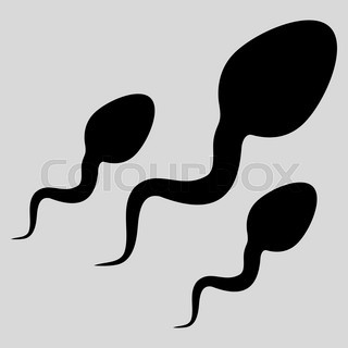 320x320 Sperm And Ovum Stock Vector Colourbox