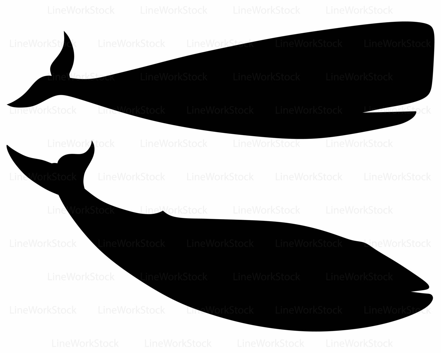1500x1200 Whale Svghumpback Whale Clipartwhale Svgwhale Silhouettewhale