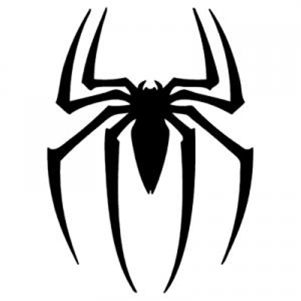 600x600 Spider Spare Tire Cover Logo Color, Spiderman And Superhero