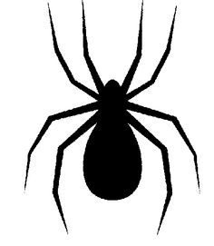 236x271 Silhouette Spider