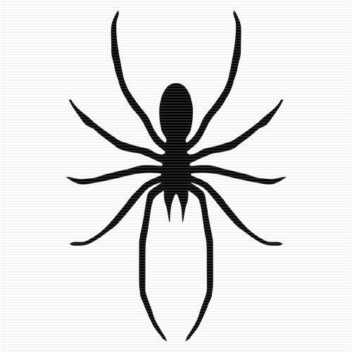 500x500 Arachnid Clipart Friendly Spider Many Interesting Cliparts