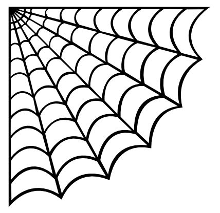 Spider Silhouette Clip Art At Getdrawings Com