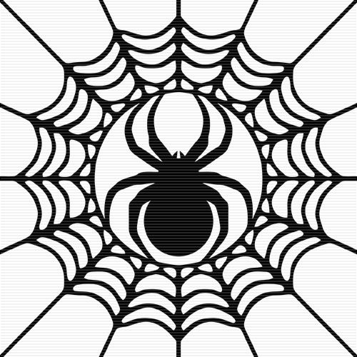 500x500 Pin By Watson Forgey On Your Mix Spider, White