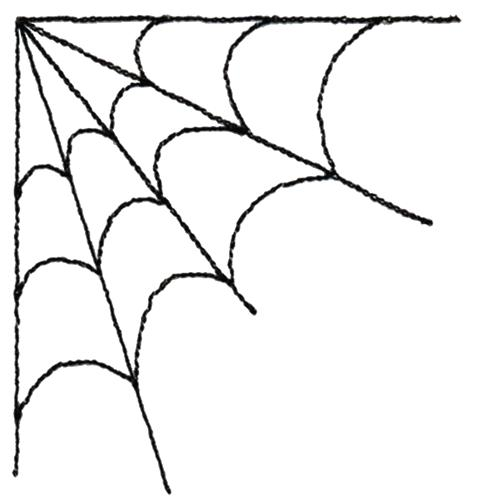 500x500 Spider Silhouettes Spider Silhouettes Spider Outline Coloring Page