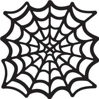 340x340 Free Svg File 10.18.17 Spiderweb Doily Blog