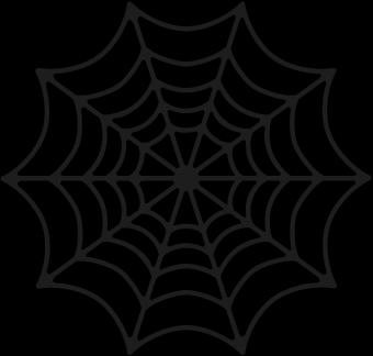 340x324 Freebie Spider Web Die Cut Filing, Cricut And Svg File