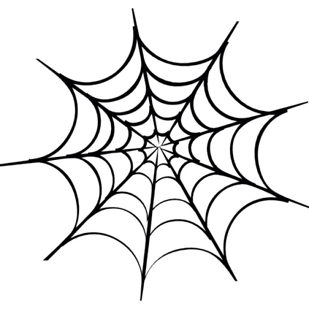 626x626 Halloween Spider Web Icons Free Download