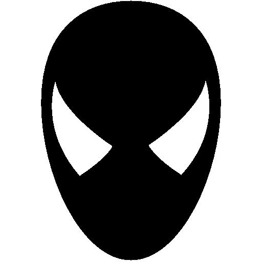 512x512 Cinema Spiderman Head Icon Windows 8 Iconset Icons8