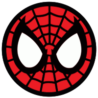 200x200 Spidey Logo Heroes Logos, Spider And Spider Man