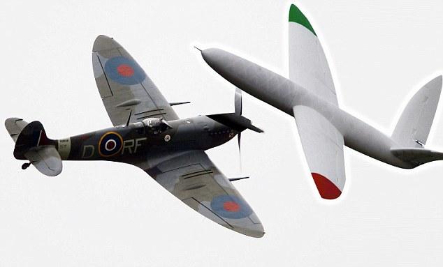634x383 Sula Aircraft Southampton University Builds Supermarine Spitfire
