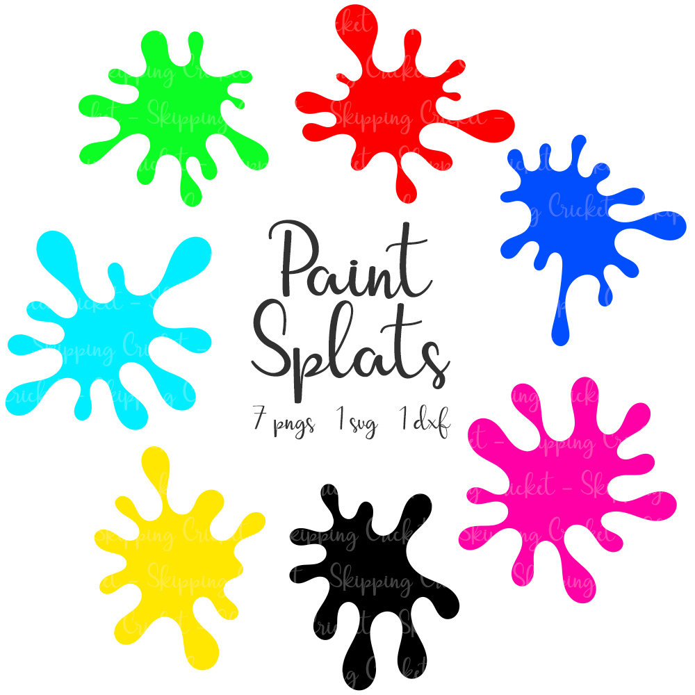 1000x1000 Pin by Joy Jeffs on Working on Pinterest Paint splats, Svg
