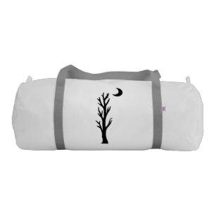 307x307 Spooky Tree Silhouette Bags Amp Handbags Zazzle