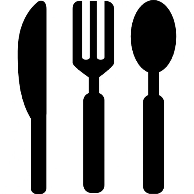 626x626 Knife, Fork And Spoon Tools Icons Free Download