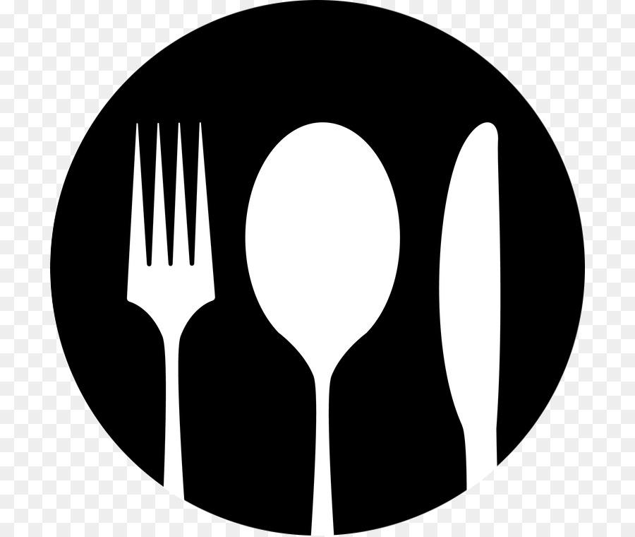 900x760 Knife Fork Spoon Plate Clip Art