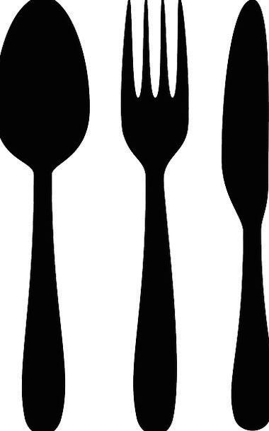 380x609 Silverware, Flatware, Spoon, Serve, Cutlery, Fork, Divide, Knife