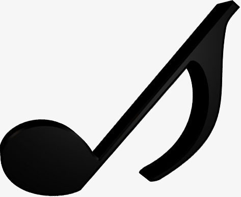473x388 Black Silhouette Spoon Creative Note, Black, Note, Creative Png
