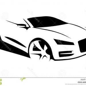 300x300 Photostock Vector Sports Car Silhouette Vector Createmepink