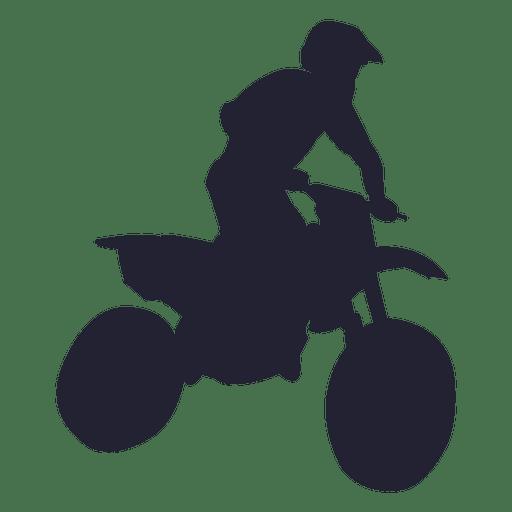 512x512 Motocross Sport Silhouette