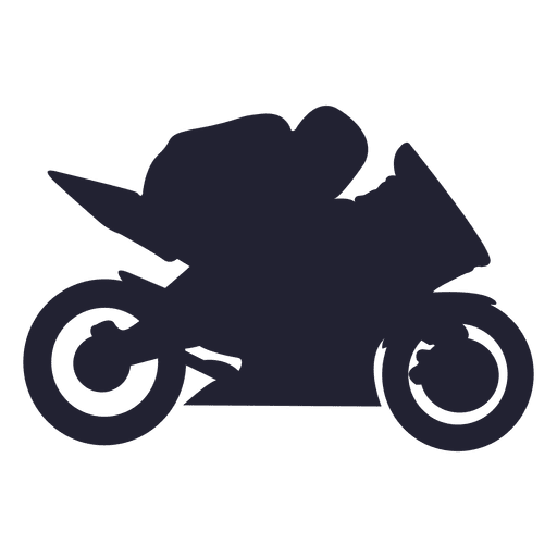 512x512 Motocross Racing Sport Silhouette