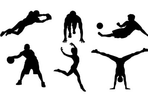 500x330 15 Free Sports Vector Graphics Images