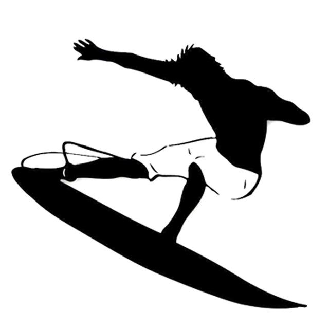 640x640 14.5cm13.1cm Interesting Surfing Extreme Sports Recreation Ocean