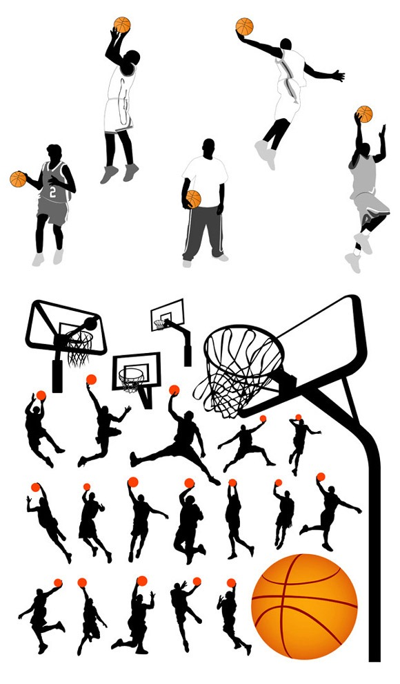 580x990 Best Collection Sports Vector Elements