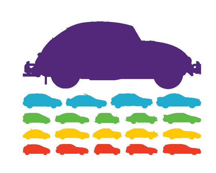 709x567 Sports Car Silhouette Clip Art