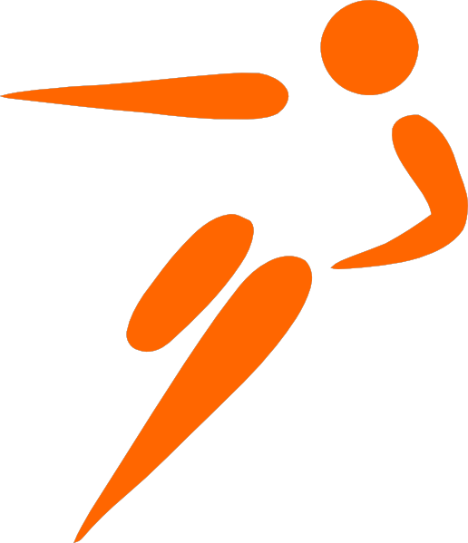 516x599 Free Sports Figures Clipart