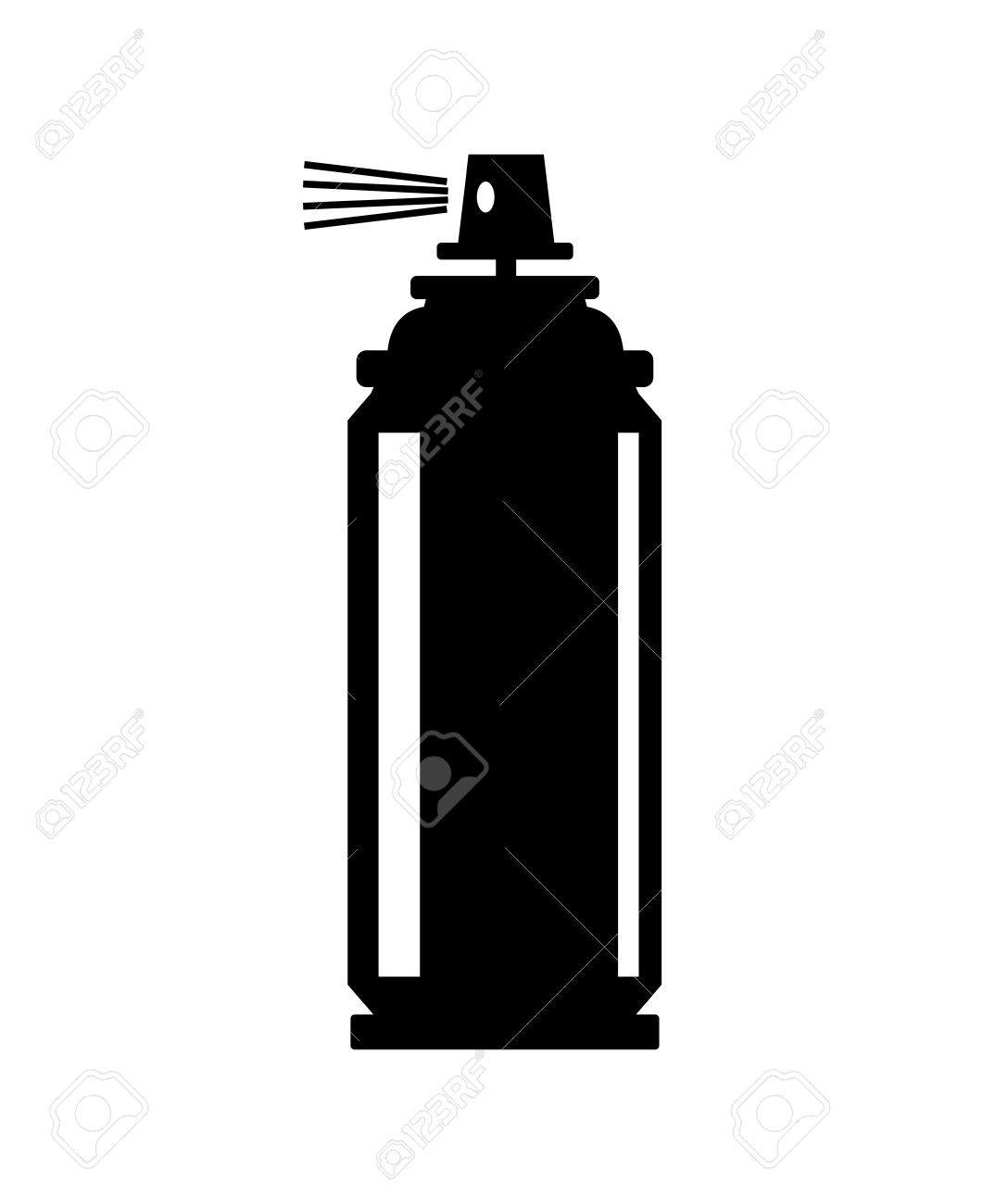 spray silhouette at getdrawings com free for personal use spray rh getdrawings com graffiti spray can vector spray paint can vector