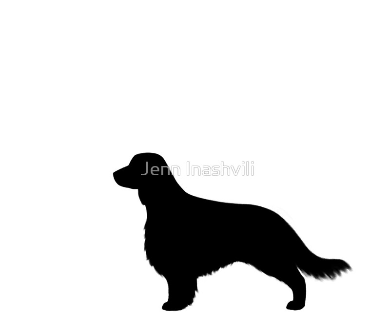 800x682 Welsh Springer Spaniel Dog Silhouette(S) Long Tail Travel Mugs By