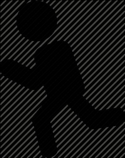 404x512 Runner, Silhouette, Sprinter Icon Icon Search Engine