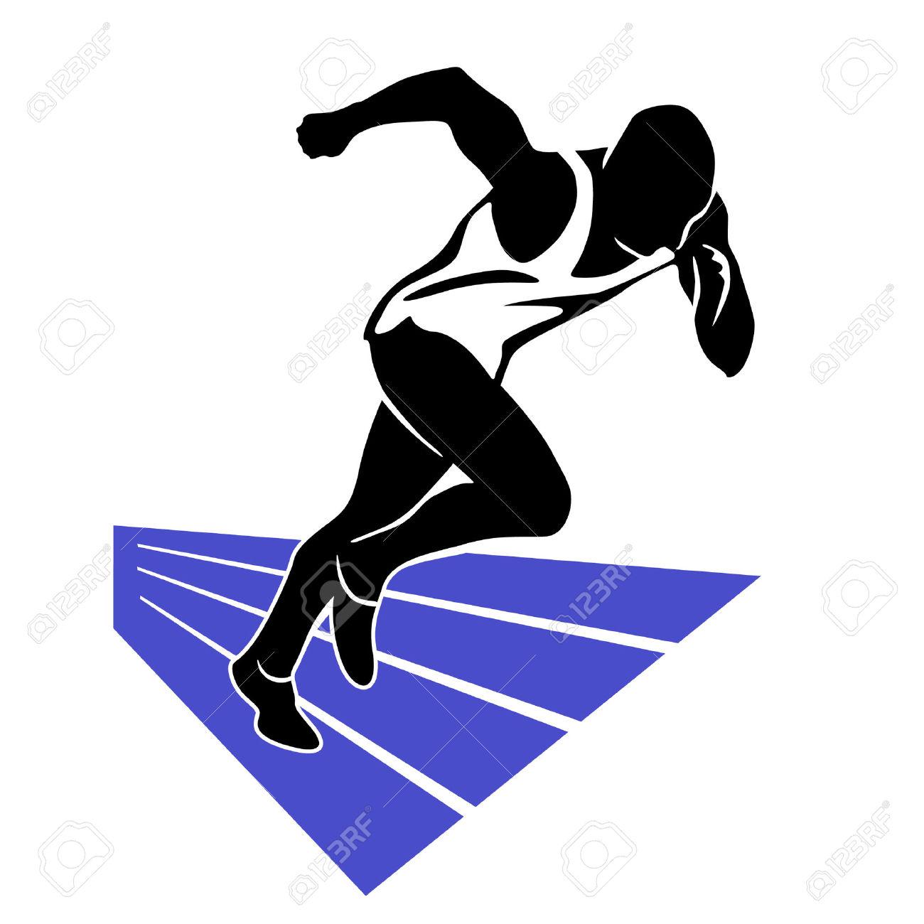 1300x1300 Sprinter Runner Clipart Amp Sprinter Runner Clip Art Images