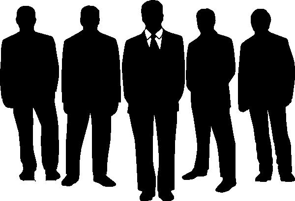 600x410 Christian Men Day Program Men In Black Clip Art