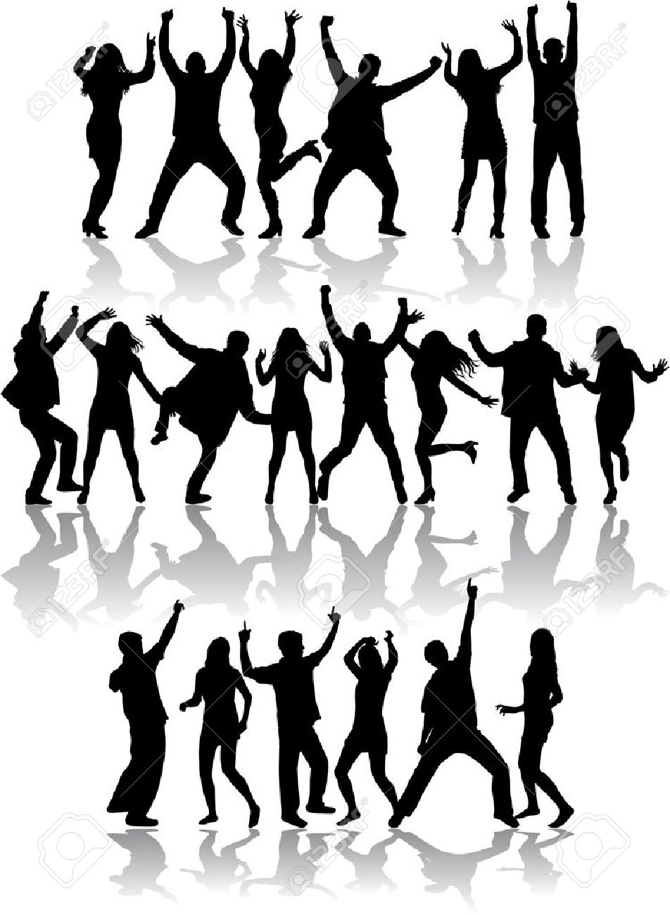 square dance silhouette clip art at getdrawings com free for rh getdrawings com people dancing clip art images people dancing clip art images