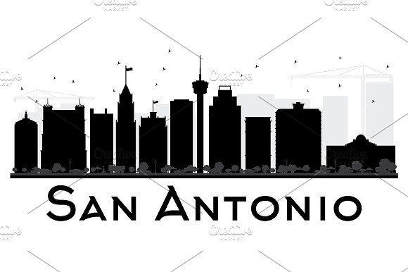 580x386 San Antonio City Skyline San Antonio City