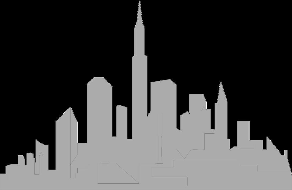 958x624 Arch Clipart Skyline