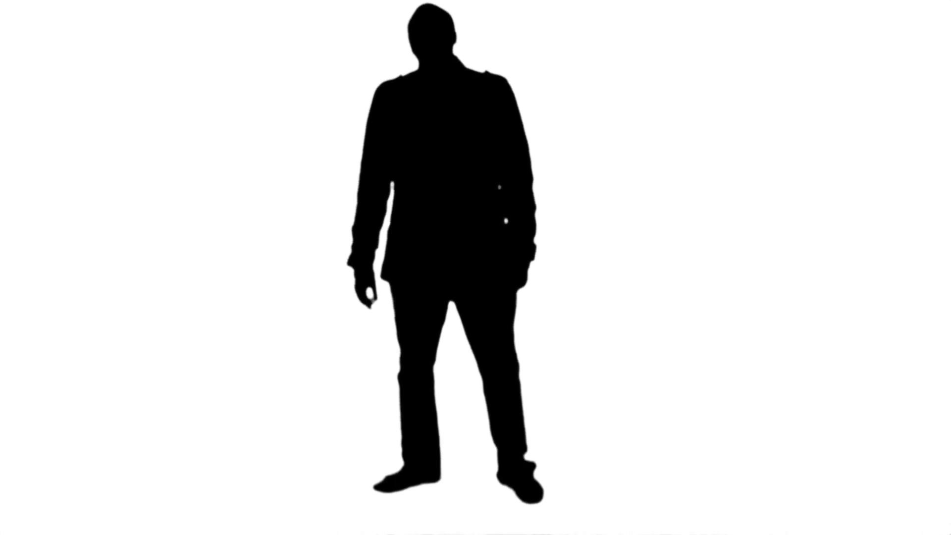 1920x1080 Sad Man Silhouette