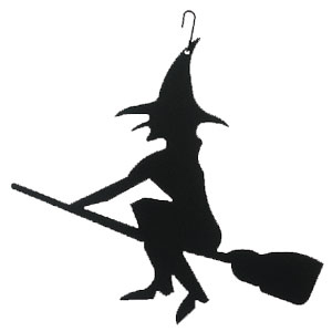 300x300 Iron Witch Silhouette