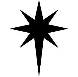 263x262 New Silhouettes Bethlehem Star, Bird, And More