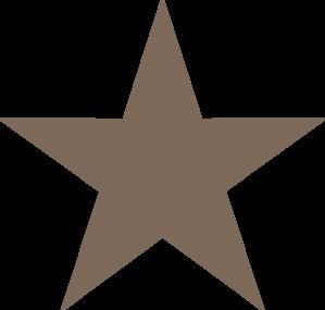 299x285 Free Star Silhouette Clipart