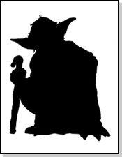 175x225 Star Wars Silhouette Vector