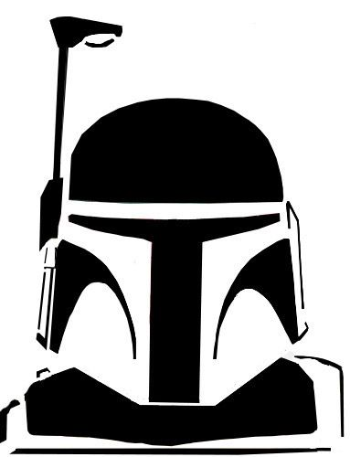 Star Wars Silhouette Vector