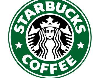 340x270 Starbucks Logo Etsy