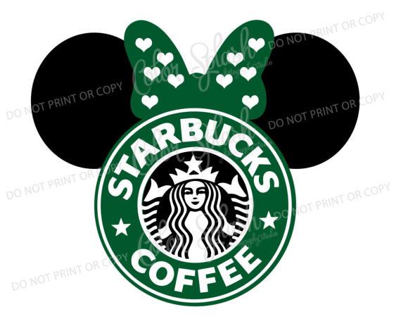 570x463 Starbucks Minnie Mouse Svg Png Eps Dxf Cut File Cricut