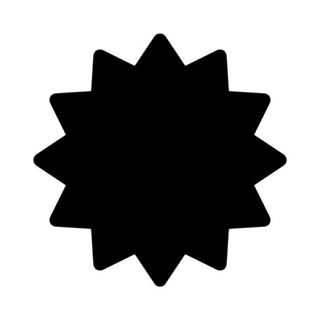 Starburst Silhouette