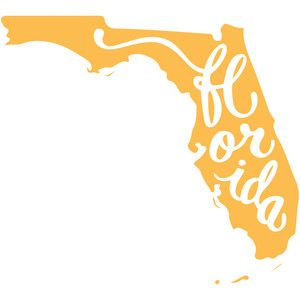 State Of Florida Silhouette