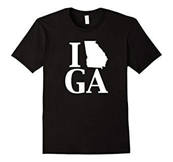 State Of Georgia Silhouette