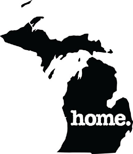 State Of Michigan Silhouette