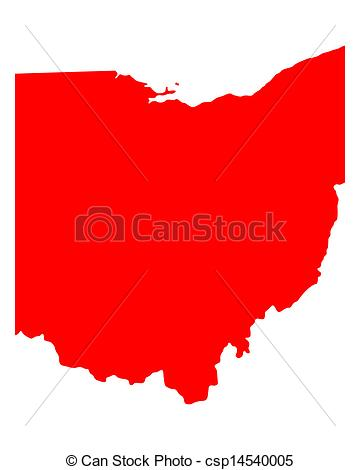 360x470 State Ohio Vector Clipart Royalty Free. 830 State Ohio Clip Art